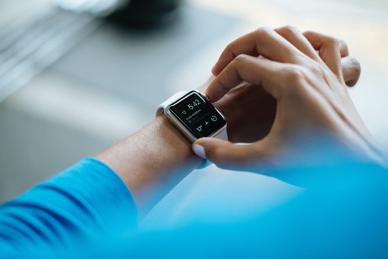 Apple Watch & Fitness Tracker im Gesundheitswesen