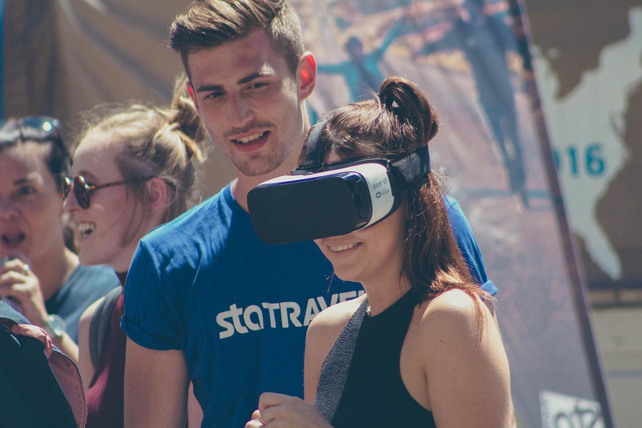 Virtual Reality ist der nächste heiße Sch...